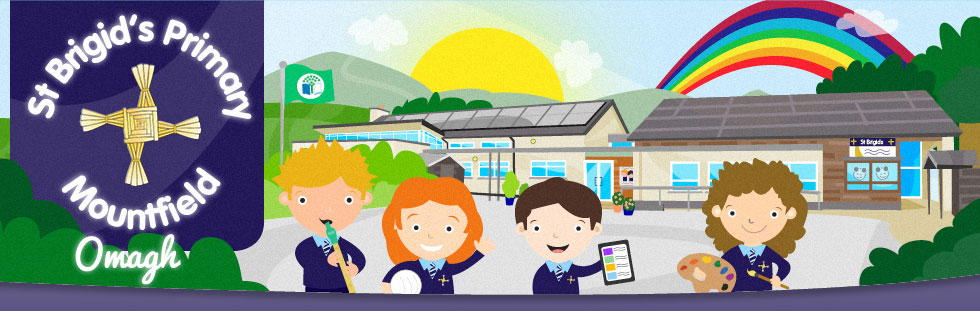 St Brigid�s Primary School, Mountfield