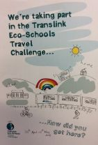 Translink two week travel challenge