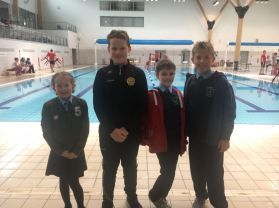 Swimming Gala & Donnelly Cup